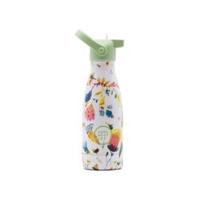 Botella de acero inoxidable 260 ml para niños COOL BOTTLES- NUEVOS DISEÑOS Y TECNOLOGÍA TRIPLE COOL