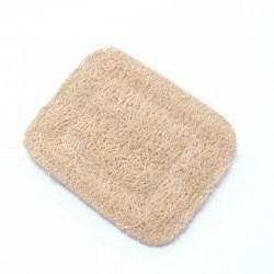 Jabonera/esponja ecológica de luffa