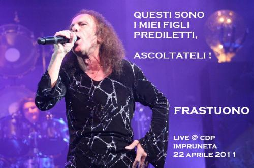 flyer ronnie james dio frastuono at cdp impruneta 2