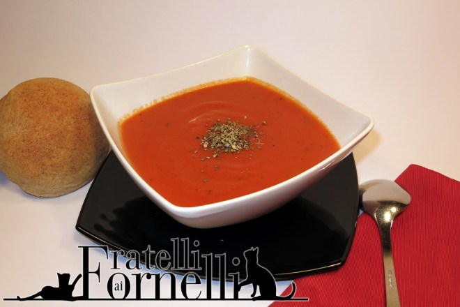 zuppa pomodori