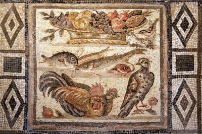 mosaico ananas