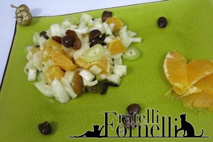 insalata di taggiasche e agrumi