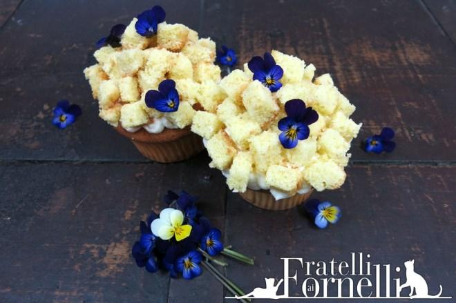 cupcakes mimosa festa donna