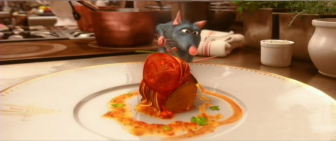 ratatouille scena film