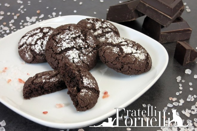 biscotti cioccolato sale rosa cookies chocolate pink salt