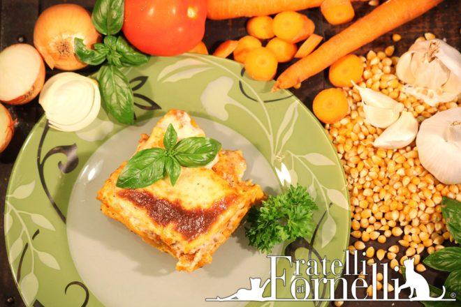 lasagne di polenta