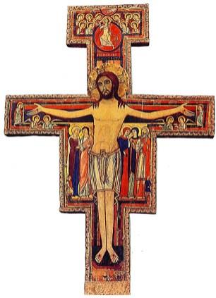 Croix de saint Damien 2