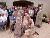 2013 10 06 Les fraternités séculières de la région avec les clarisses de Nieul sur mer (13)