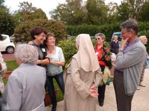 2013 10 06 Les fraternités séculières de la région avec les clarisses de Nieul sur mer (28)