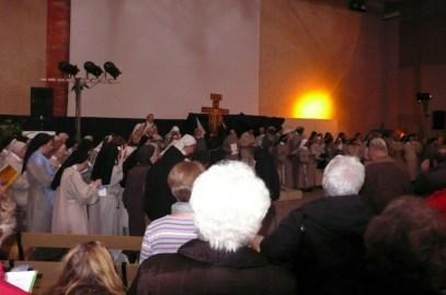 Frat Rassemblement Lourdes nov 12 - Ouvberture clarisses P1080182 (1)