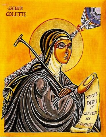 Sainte Colette de Corbie
