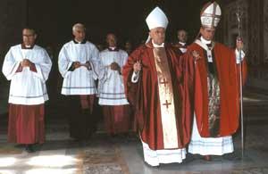 Mindszenty e Paulo VI