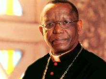 Arcebispo Buti Joseph Tlhagale de Johannesburg