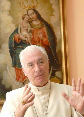 Antonio Arreguii Episcopus
