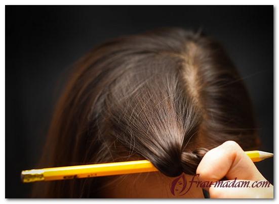 Kudri egy ceruza