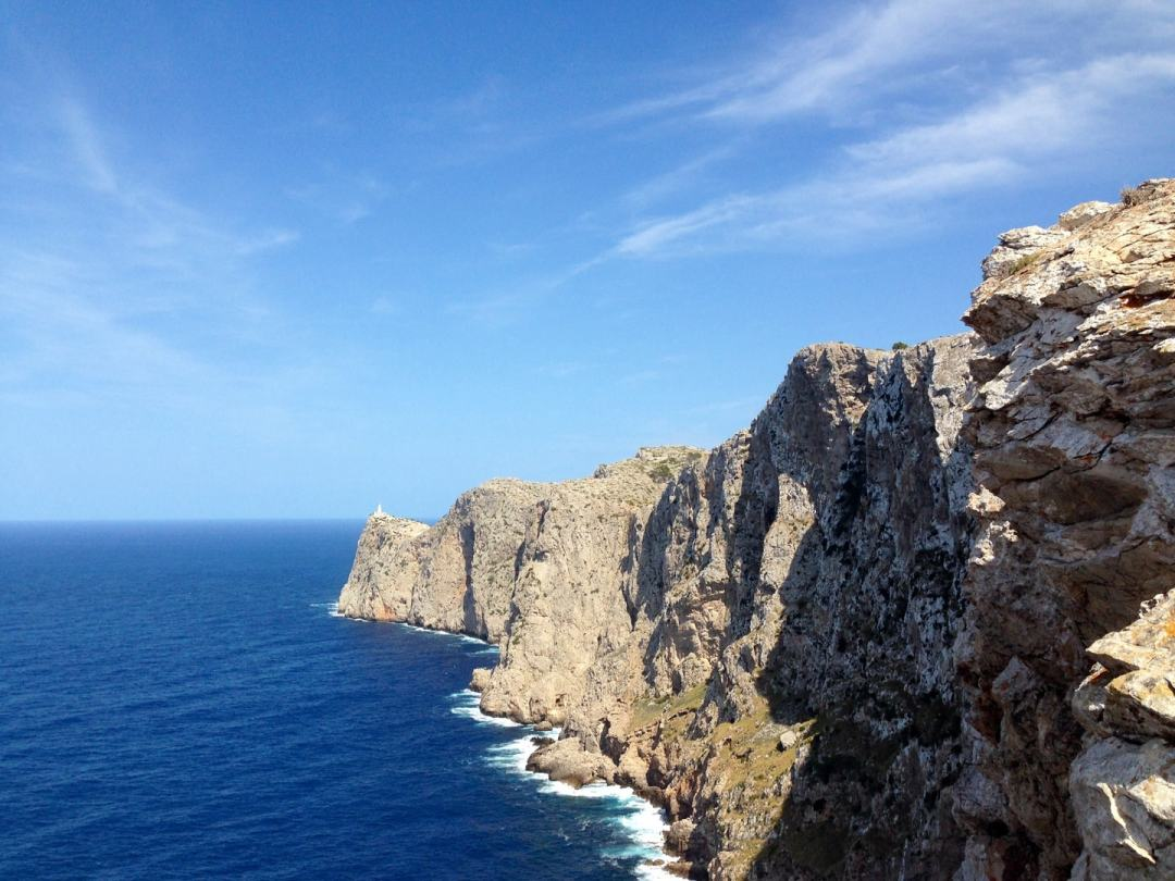 Cap Formentor Frau Mutter Blog