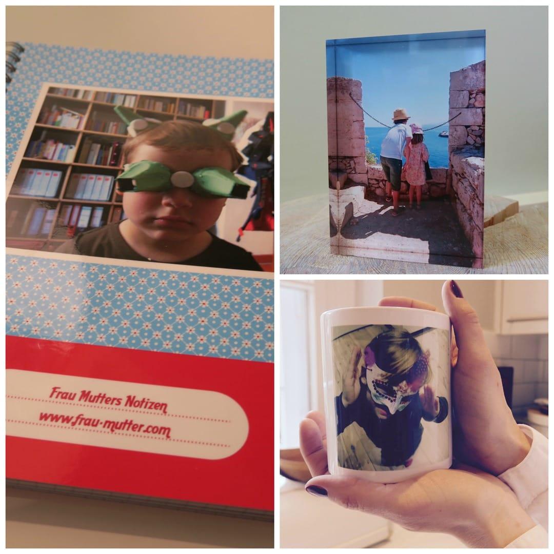 zum muttertag: kreative fotogeschenke! - der mamablog mit