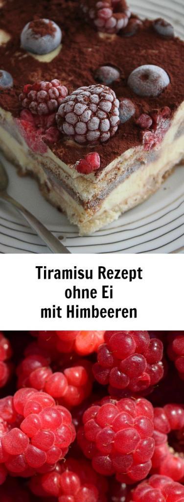 Himbeer Tiramisu Rezept Ohne Ei Zucker Mit Frau Mutter