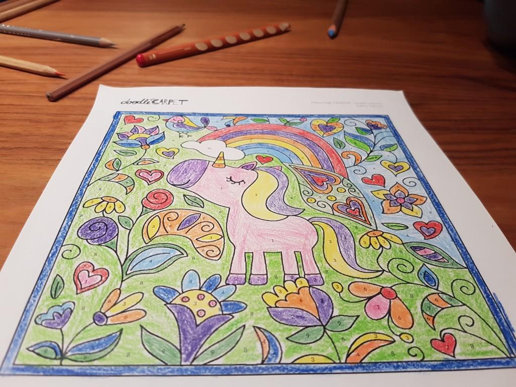 Der Einhorn Teppich: Das It-Piece fürs Mädchenzimmer!