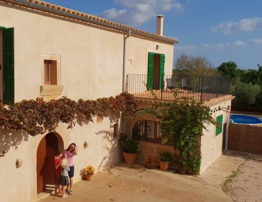 Finca in S'Horta Cala d'or
