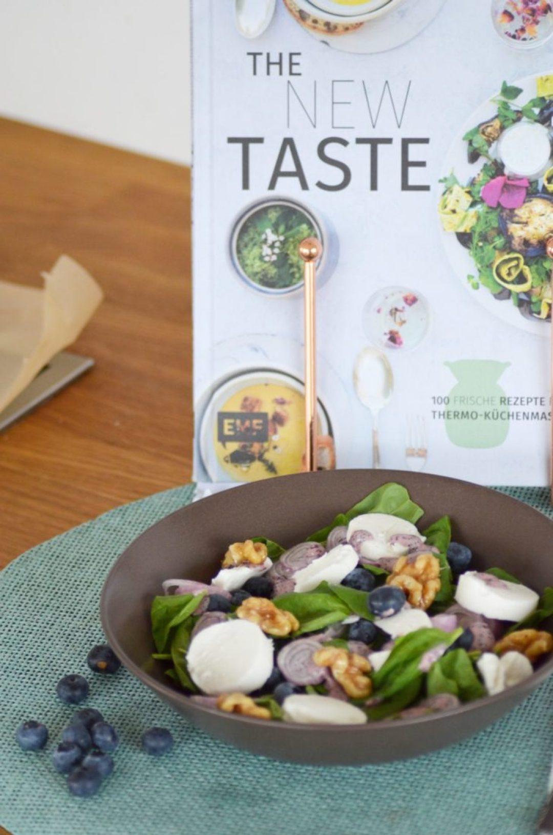 Thermomixkochbuch The new Taste von Kristina Koch und Julia Heckmann