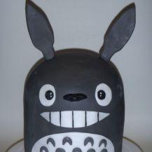 Totoro Torte - Ansicht 1