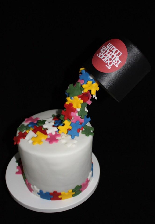 Puzzle Torte