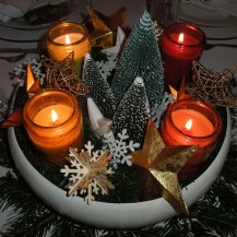 Adventkranz 2019 CloseUp