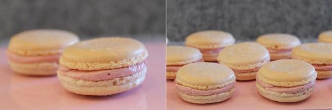 Macarons, french Macarons, Rezept einfache Macarons