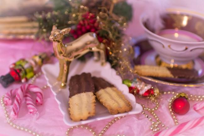 Spritzgebäck, Weihnachtsplätzchen, Weihnachten Kekse