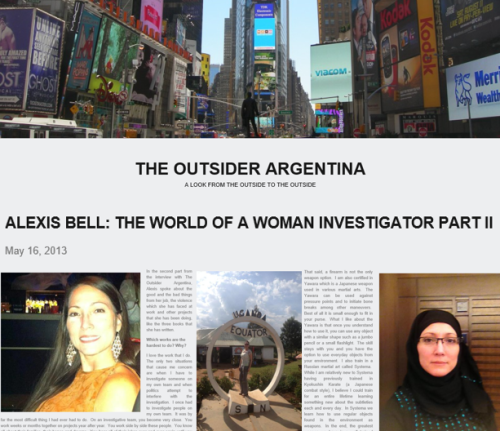 Outsider Argentina (Part 2)