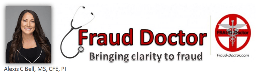 Fraud Doctor - Bringing Clarity to Fraud