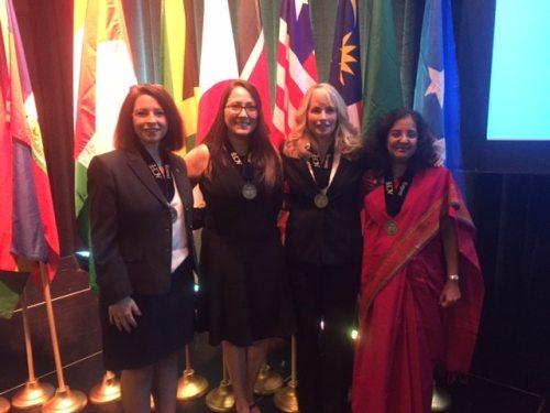 ACFE Board of Regents Women