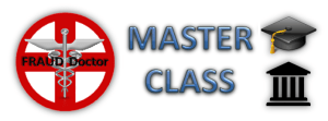 Master Class by Fraud Doctor