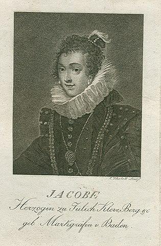 Jakobe von Baden-Baden