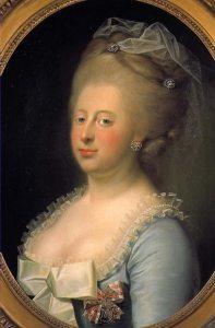 Caroline Mathilde Frauenfiguren