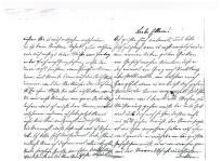 Brief S. 1 und 4