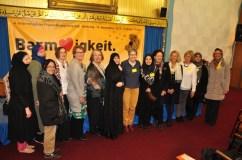 Die Netzwerkfrauen. Foto: Islamisches Zentrum