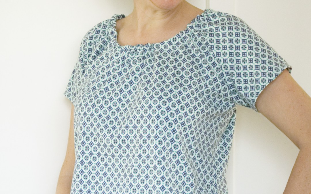 Frau Emma – Shirt von Studio Schnittreif und eine Gewinnerin