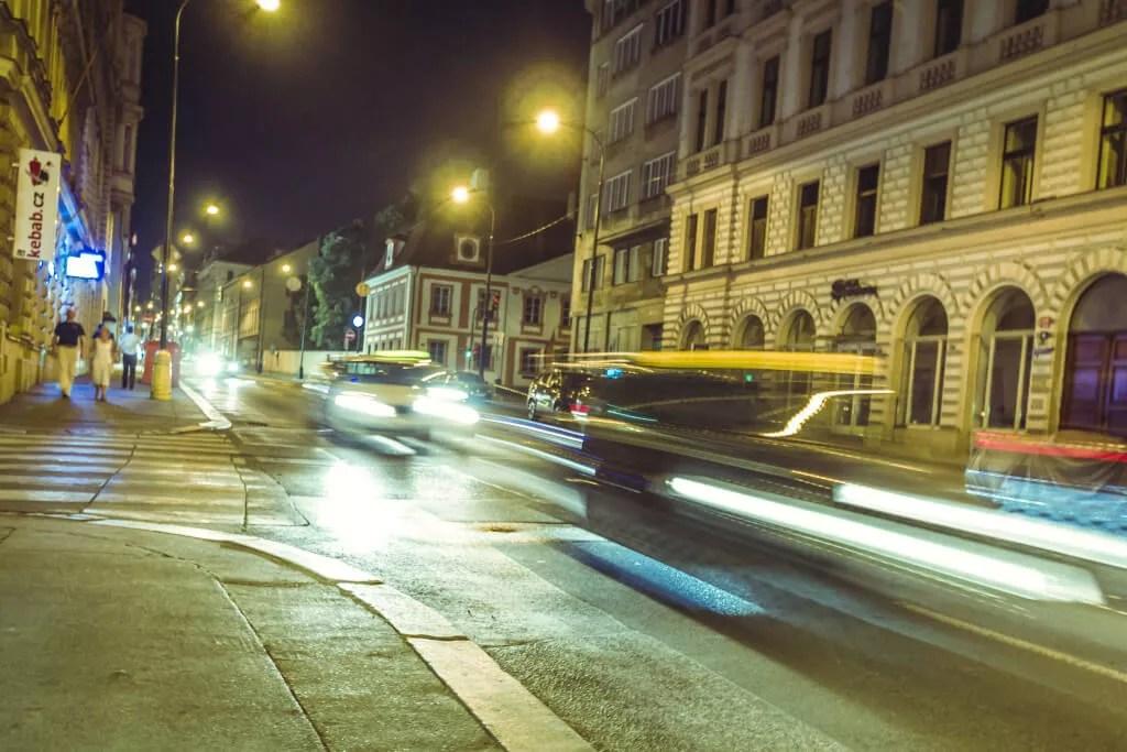 Prag Nacht