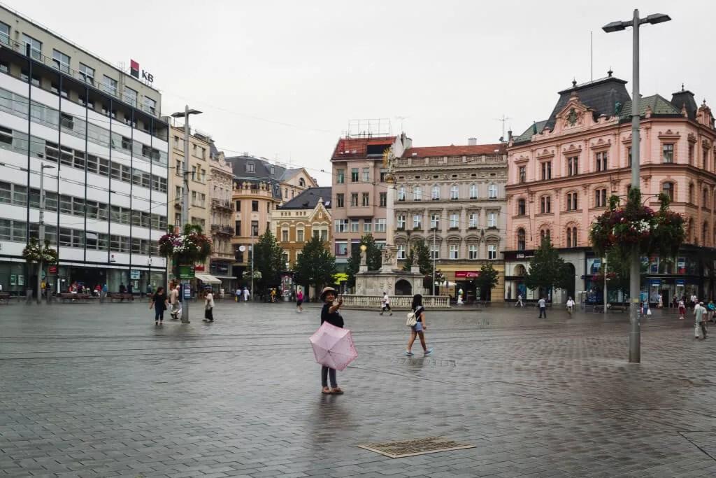 Brno Innenstadt