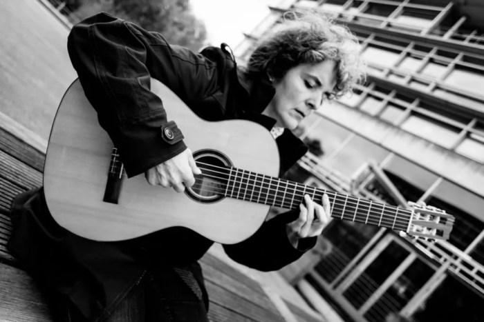 Porträtshooting mit Gitarre
