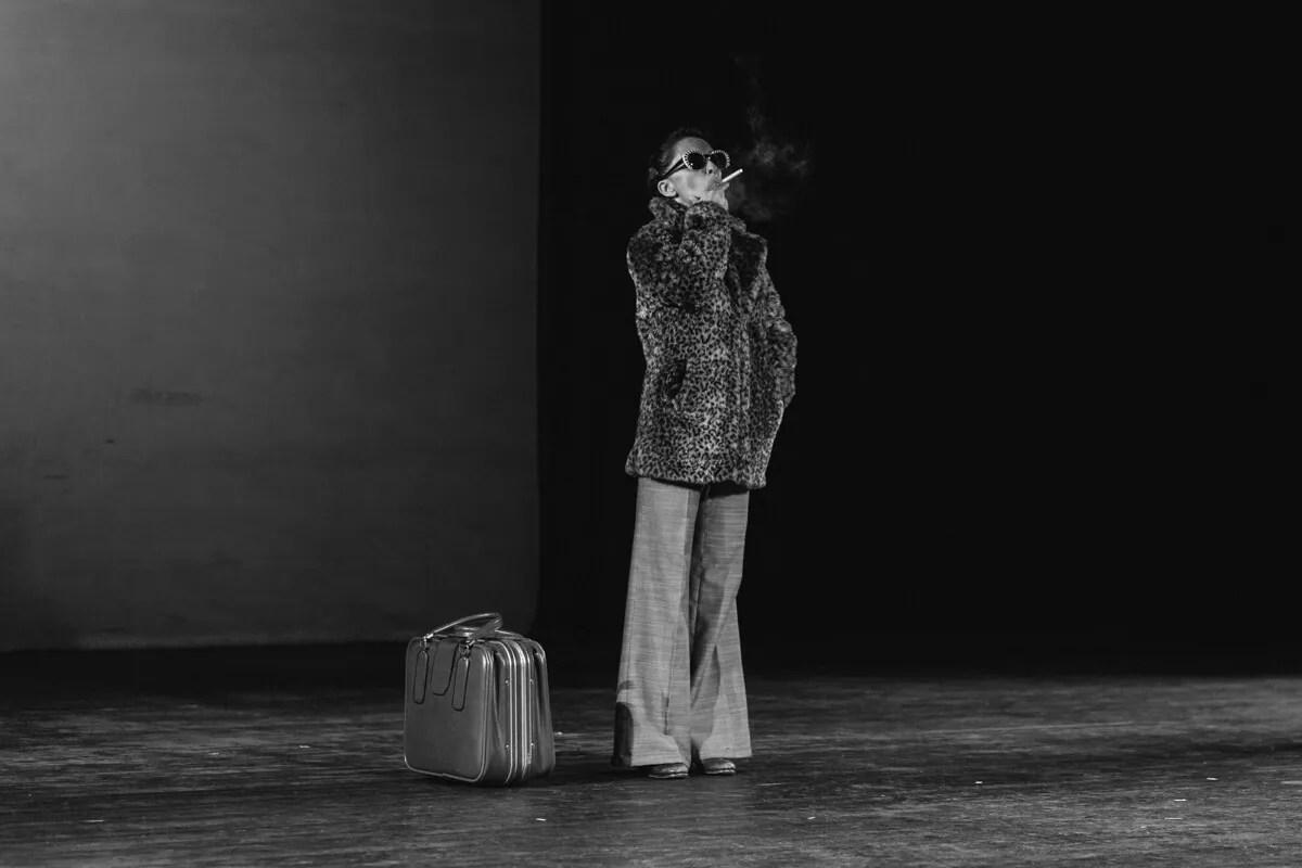 Der Auftritt von Melisa Calero beim Flamenco Festival Hamburg 2018
