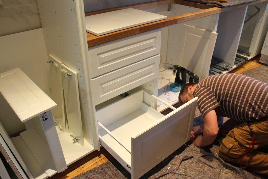 Frisch Die Küche kommt! - Hausbau mit Hindernissen - PR88