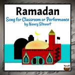 Ramadan Song by Nancy Stevart