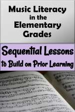 Music Literacy: Sequential Lessons that Build on Prior Learning