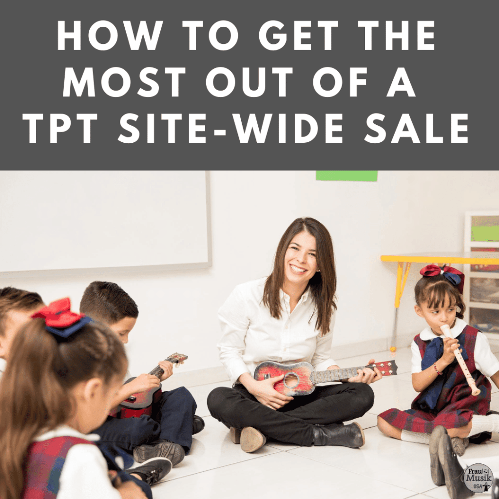 Teacher Tips for Getting the Most Value from Teachers pay Teachers Site-Wide Sales