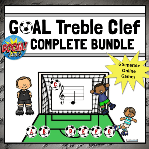 Elementary Music Online Activities for Teaching and Learning | Treble Clef Games