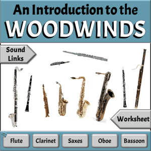 An Introduction to the Woodwind Instrument Family