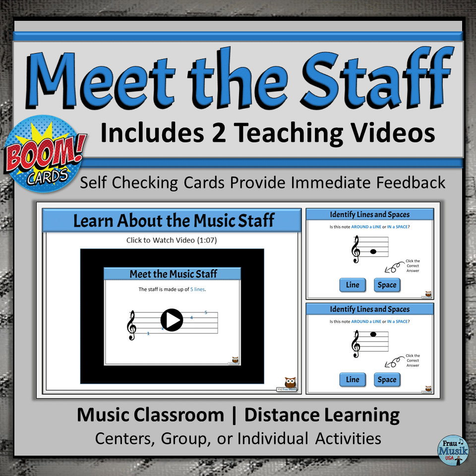 Self-Checking Activities Give Students Immediate Feedback | Elementary Music Literacy Skills